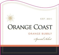 Orange Bubbly